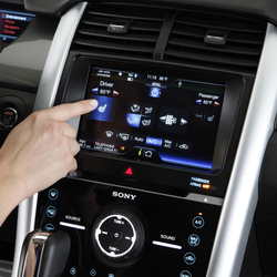 Blog infotainment systems causing distracted driving