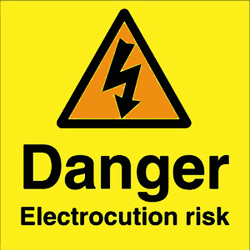 Blog electrocution in the texas workplace